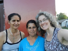 Fiesta Patronal 2014; some of my favorite senoras (also affectionately known as 'brujas' or witches)