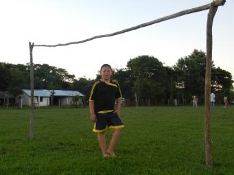 Wilson: goalie extraordinaire